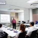 Inhouse Training Emergency Response Plan (ERP),PT LRT Jakarta, Jakarta 07-09 Oktober 2019