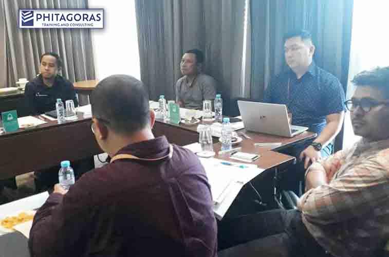 Inhouse Training CSMS BNSP, PT Nusantara Regas, Jakarta 18 – 21 Februari 2020