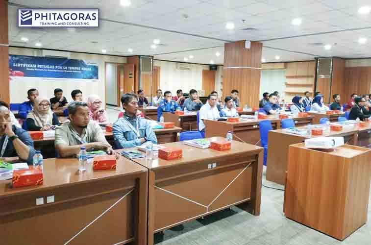 InHouse Training First Aid Sertifikasi KEMNAKER – PT. Pertamina MOR V, Surabaya 17 – 19 Februari 2020