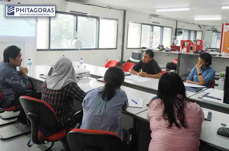 Training Lean Six Sigma For Leaders,(Green Belt) PT Environeer, Surabaya 8 Februari 2020